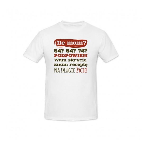 T-shirt  Ile mam?