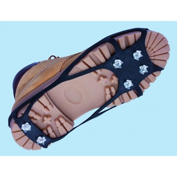 Antypoślizgowe nakładki na buty
