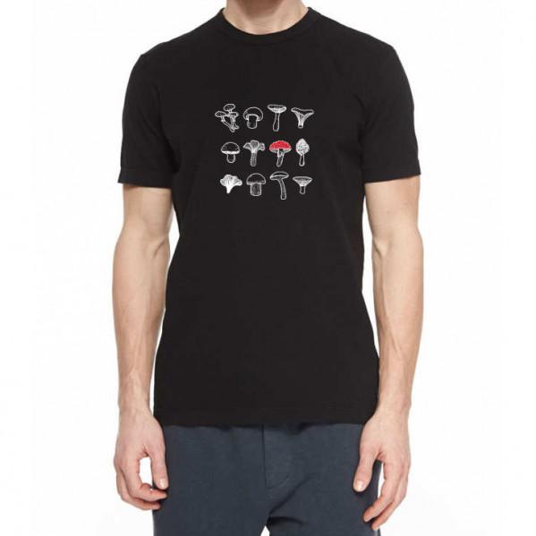 Oryginalna koszulka dla pana grzybiarza