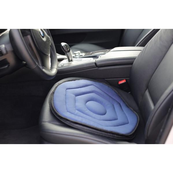 Obrotowe siedzisko do auta