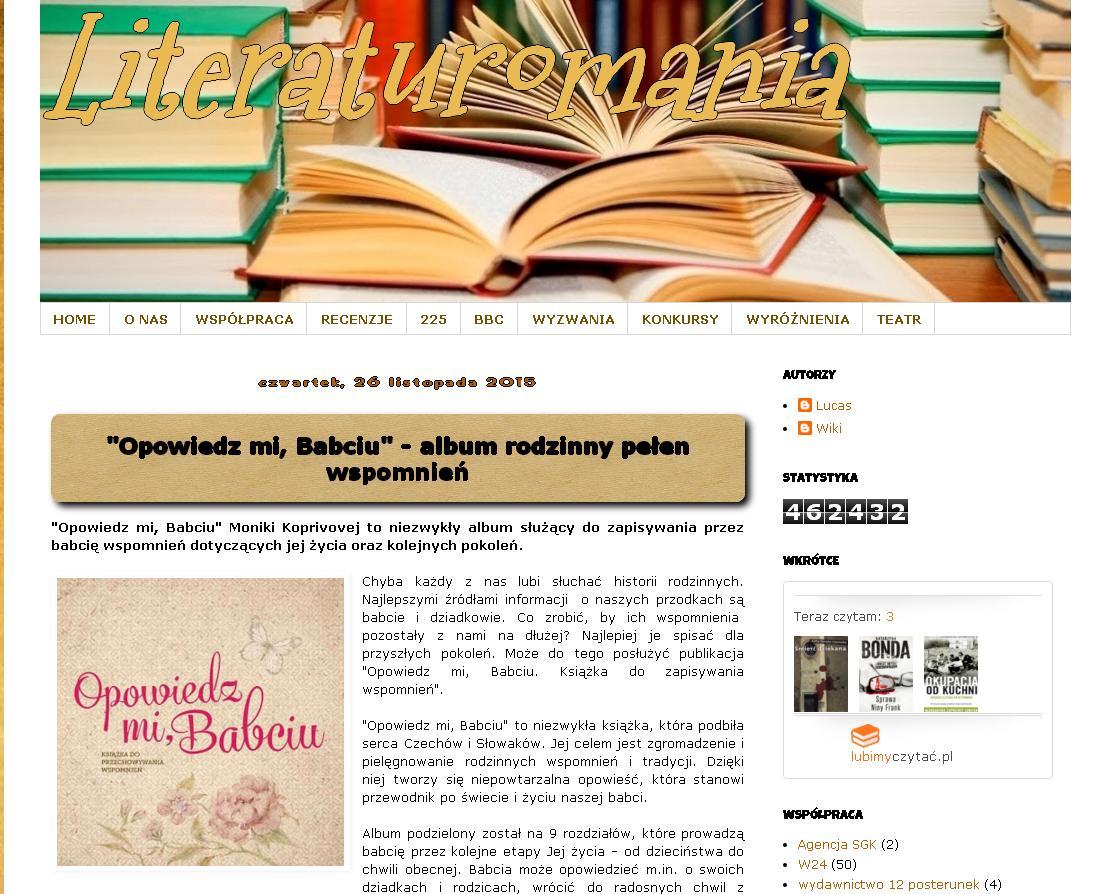literaturomania